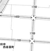 事務所近辺の拡大図