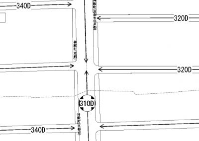 路線価図2