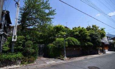 京都ギリシアローマ美術館の外観