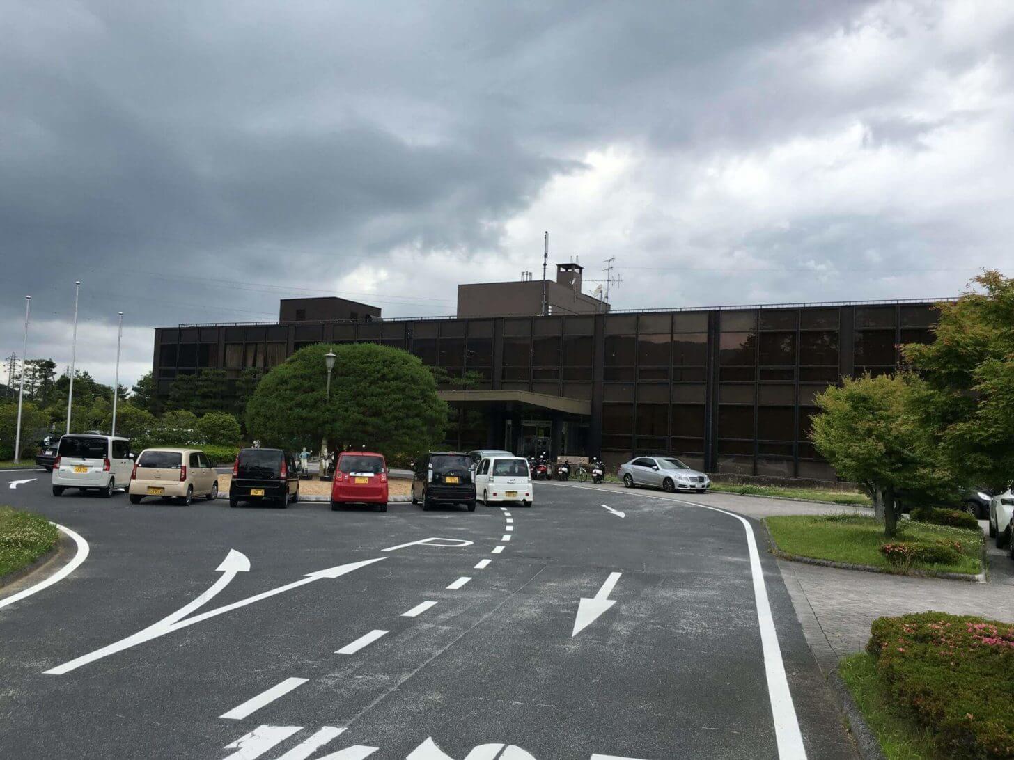 栗東トレセン事務所