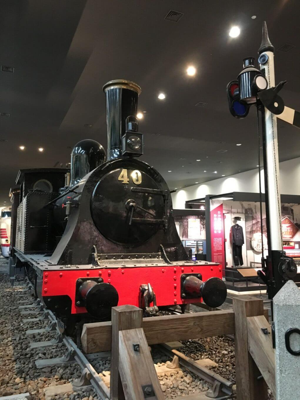 勾配型蒸気機関車
