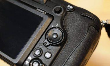 Nikon D500のフォーカスポイントロック