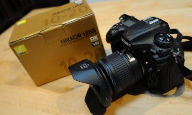 AF-P DX NIKKOR 10-20mm f/4.5-5.6G VR+Nikon D500