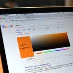 このカラーコードは何色?という場合にもGoogle検索が便利!