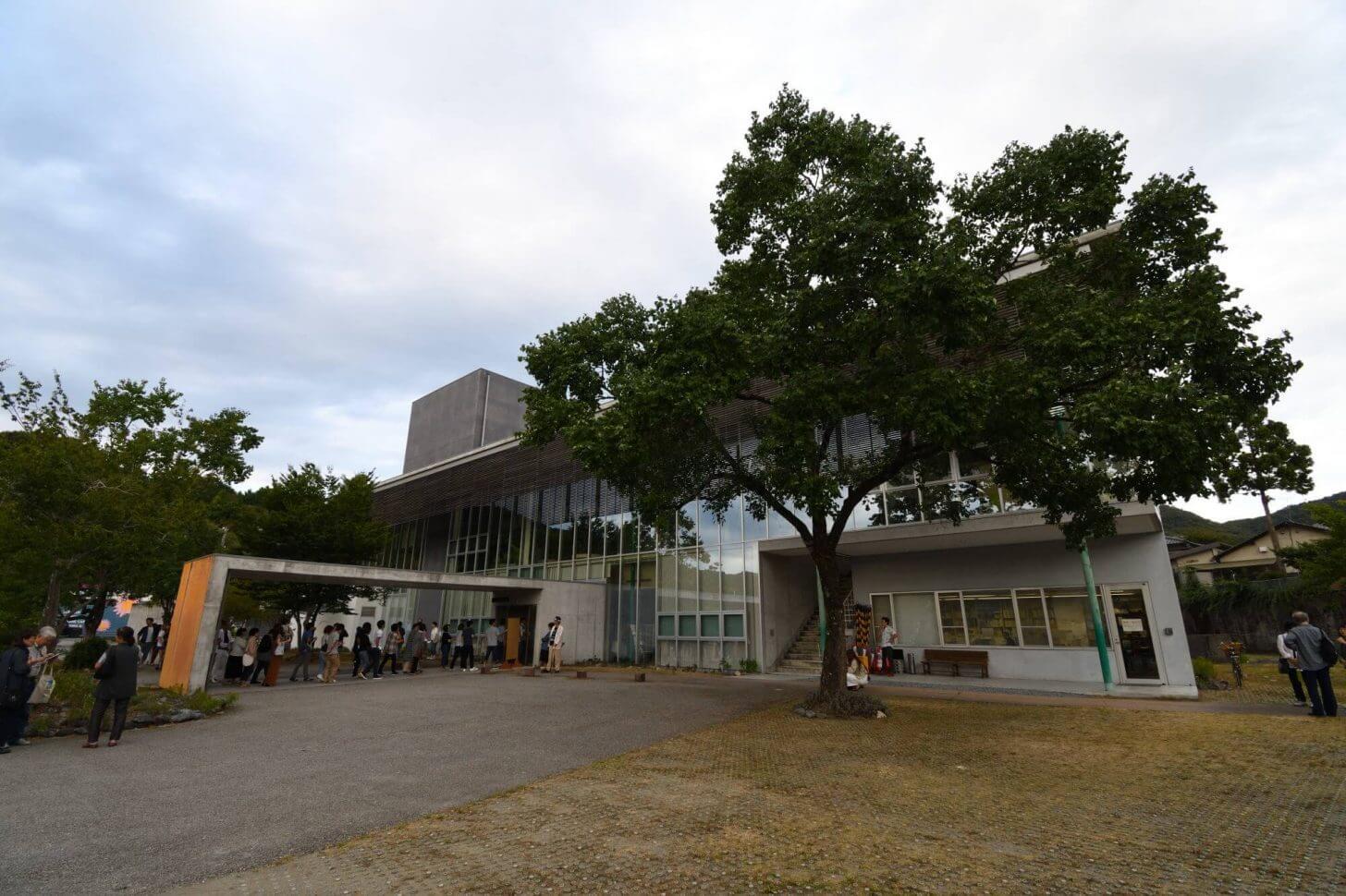 佐川町立桜座外観