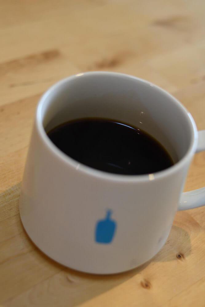 コーヒーをいれてみた
