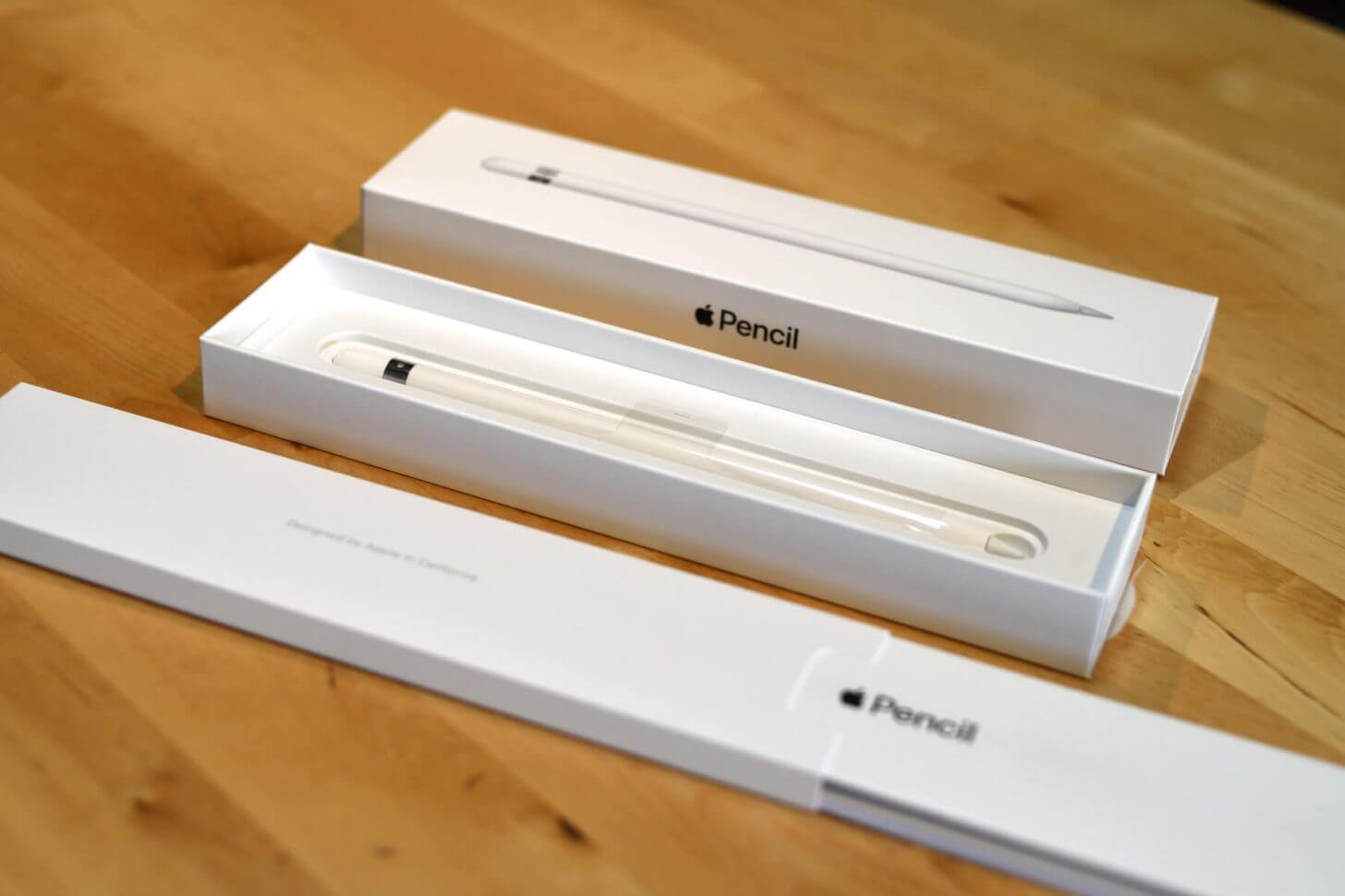 Apple Pencil開封!