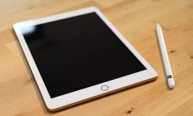 iPad2018とApplePencil