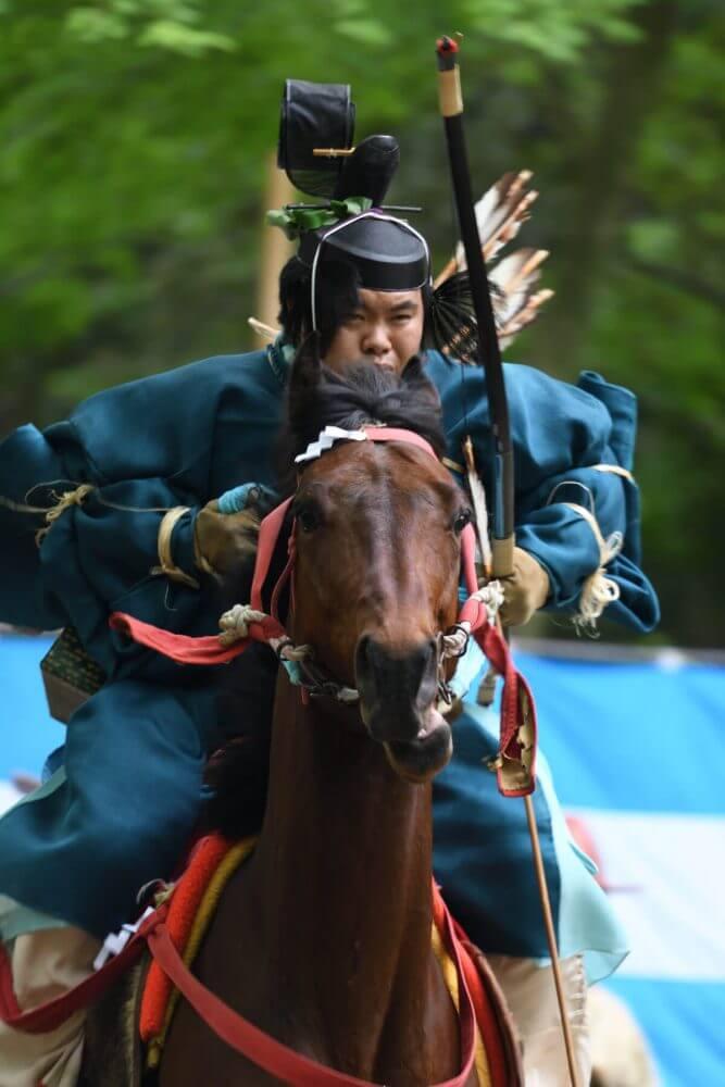下鴨神社の流鏑馬