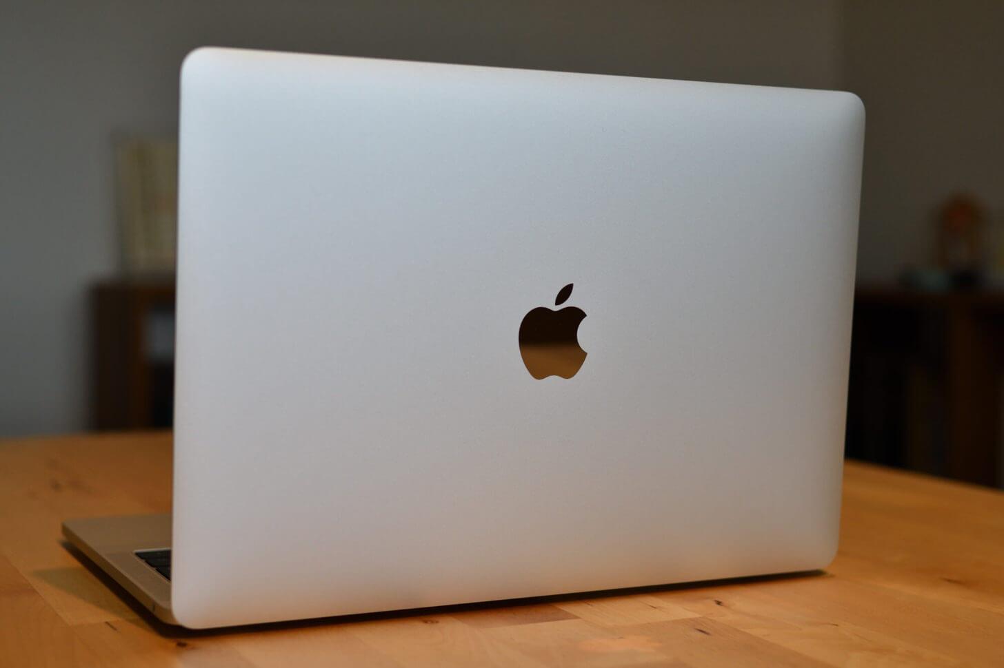 MacBook Pro 13インチの外観