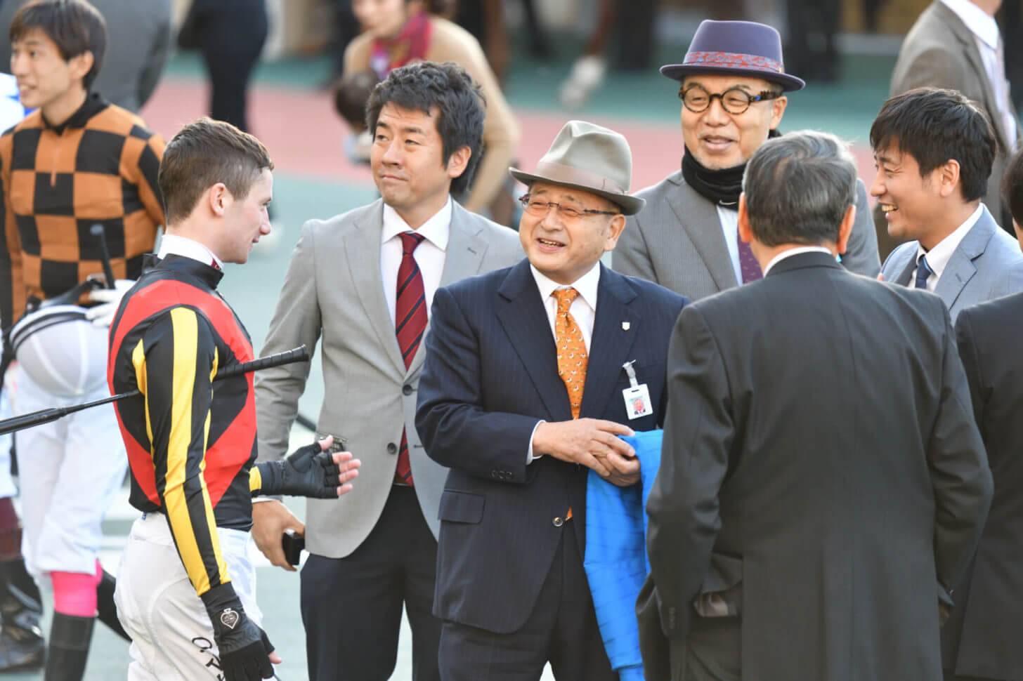 2019年チャンピオンズカップでの松国先生